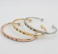 Fashion Jewelry Popular Simple High Quality LOVE Bracelet