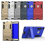 Super Protection TPU+PC 2in1 Combo Bracket Shell Protective Sleeve for Huawei P8 (Assorted Color)