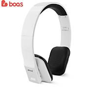 auriculares bluetooth estéreo de reducción de ruido boas marca auricular del auricular con micrófono para el iphone para Tablet PC