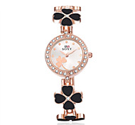 Women'S Wrist-Watches Fashion Plum Blossom Characteristic Bracelets Watch Wrist Watch Watch Unique Women'S Watches