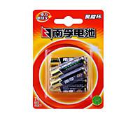 Nanfu lr03-6b 1.5V hogar 4pcs