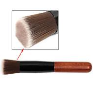 1 PCS High Quality Powder Brush Wooden Handle Multi-Function Blush Brush   Foundation Makeup Tool