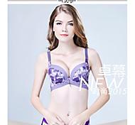 Infanta® Basic Bras Nylon / Spandex Purple - B8025