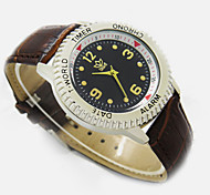 Neutral Fashion Creative Belt Type Waterproof Quartz Watch