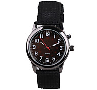 Casual Woven Men's Watch
