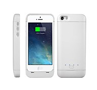 2200mAh Iphone 5/5s/5c Back Cip Type Mobile Power Supply
