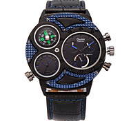 Fire Two Time Zones Fashion And Personality Men'S Watch