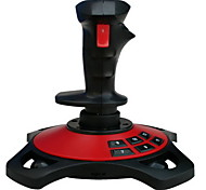 PXN®-2103 Built-In Motor Supports Vibration Flight Joystick Rod USB Game Controller