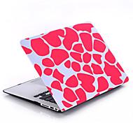 """pierre style matériaux pc eau bâton coquille plate rose pour MacBook Pro 13 """"/ pro 15"""""""