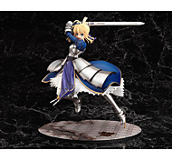 Fate/Stay Night Saber PVC Anime Action-Figuren Modell Spielzeug Puppe Spielzeug