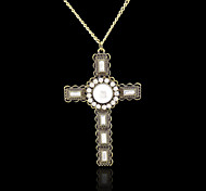 The Cross Restoring Ancient Ways Long Necklace 70CM