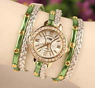 Ms. Bracelet Korean Version Of The Hot Models Toys DIY Hand-Woven Fashion Diamond Watches