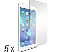 [5-pcs] Premium Clear Screen Protector for iPad mini 3 iPad mini 2 iPad mini