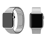 Imitation of The Original Steel Butterfly Buckle Strap for Apple Watch 38mm