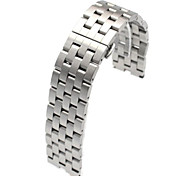Premium Stainless Steel Watch Band Strap For MOTO 360 1st With Custom Butterfly Closure