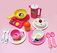 Cooking Tool Toys Pretend Play Toys DIY Toys Set(14 pcs)