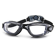 FEIUPE Swimming Goggles Women's / Men's / Unisex Anti-Fog / Waterproof / Adjustable Size / Anti-UV Silica Gel PC White / Gray / BlackGray