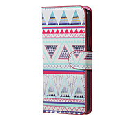Triangles Pattern Magnetic PU Leather wallet Flip Stand Case cover for Samsung Galaxy J5 2016