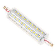 YWXLIGHT Dimmable R7S 12W 118mm 72 SMD 2835 1050 lm Warm White / Cool White LED Corn Lights AC 220-240 / AC 110-130 V