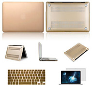 2016 Newest Aluminum MacBook Case with Keyboard Cover and Screen Flim for  MacBook Air 11.6 inch