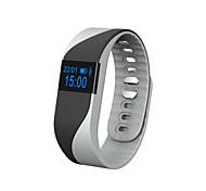 Dmdg smart Armband Sport Schlaf / Herzfrequenz Monitor Armband / Schrittzähler / Kalorien / Anruf sms qq Wechat Erinnerung