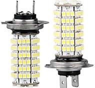 2 x lampadina HL7 lampada 3528 LED SMD 120 auto 12v bianco