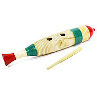 Fish-Frog Musical Instruments for Kids(3--6 years old)