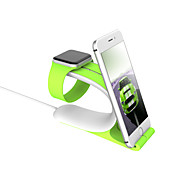 Charging Stand /Charging Dock Cradle Holder Flexible Bracket for Apple Watch 38mm and 42mm Stand
