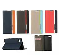 Retro Fashion Deluxe Leather flip Wallet Stand Case For Sony Xperia Z5 mini