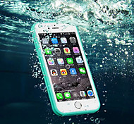 For iPhone 7 Plus Water Resistant Light&Thin Phone Case for iPhone 6s 6 Plus