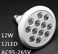 E27,12W,100-240V, LED plant lights, greenhouse lights, flower lights photosynthesis, pink,