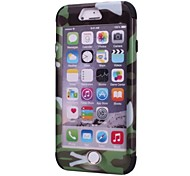 Camouflage Fashion Mobile Phone protectionShell For iPhone 6/4.7 (Multi-Color Optional)