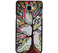 Colorful Tree of Life Pattern PC Material Hard Case for Samsung Galaxy A3 10(2016)/A5 10(2016)/A7 10(2016)