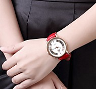 Beautiful Women's Fashion Leather Watch Cool Watches Unique Watches