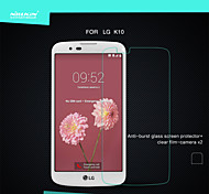 NILLKIN Amazing H Nanometer Anti-Explosion Glass Screen Protector for LG K10