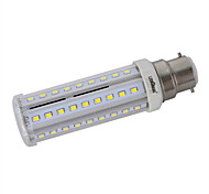 1 pcs LEDUN B22 9 W  58 SMD 2835 100 LM Warm White / Natural White T Decorative Corn Bulbs AC 85-265 V