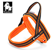 Pets Outdoors Harness 2016 New Nylon Harness with Reflective Design Dog Harness for Dogs and Cats