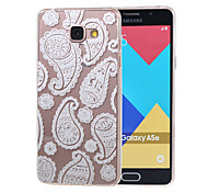 Hollow Flower New Soft TPU Back Case Cover For Samsung Galaxy A3 (2016) A310 A310F/A5(2016) A510 A510F-2