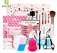 Eyelash Curler / Powder Puff / Makeup Cotton Stick / Eyebrow Stencil / Makeup Brushes Eyelash Extended / Lifted lashes