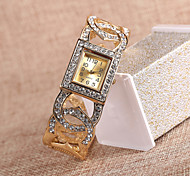 European and American fashion flash diamond decorative watches 4/ Party / Daily / Casual 1pc Cool Watches Unique Watches