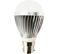 B22 9W 14-LED SMD5730 Warm White LED Light Bulb