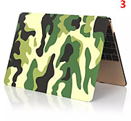 2016 Top Selling Camouflage Color PVC Full MacBook Case for MacBook Pro 15.4 inch