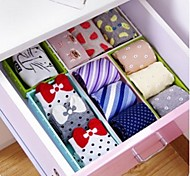 Storage Boxes Plastic with A BOX , Feature is Open , For Jewelry / Underwear
