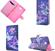 Star Butterfly Diamond Painted PU Phone Case for Samsung Galaxy A3(2016)/A5(2016)/A7(2016)