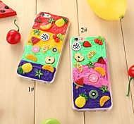 frutta-1 TPU caso per iphone6,6s (colori assortiti)