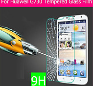 Explosion Proof Premium Tempered Glass Film Screen Protective Guard 0.3 mm Toughened Membrane Arc For Huawei G730