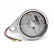 LED Backlight Tachometer Odometer 2 in 1 for 12V Motorcycle