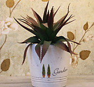 Creative Garden Cement Crafts Home Furnishing Decoration Vases/Flowerpot (Not Include Botany)