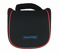 ismartdigi i204 Camera Bag for All Mini DSLR DV Nikon Canon Sony Olympus Strap Long:min.60/Max.108cm