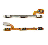 For Huawei Ascend P7 Volume Power On/off Side Button Flex Cable Ribbon Parts New
